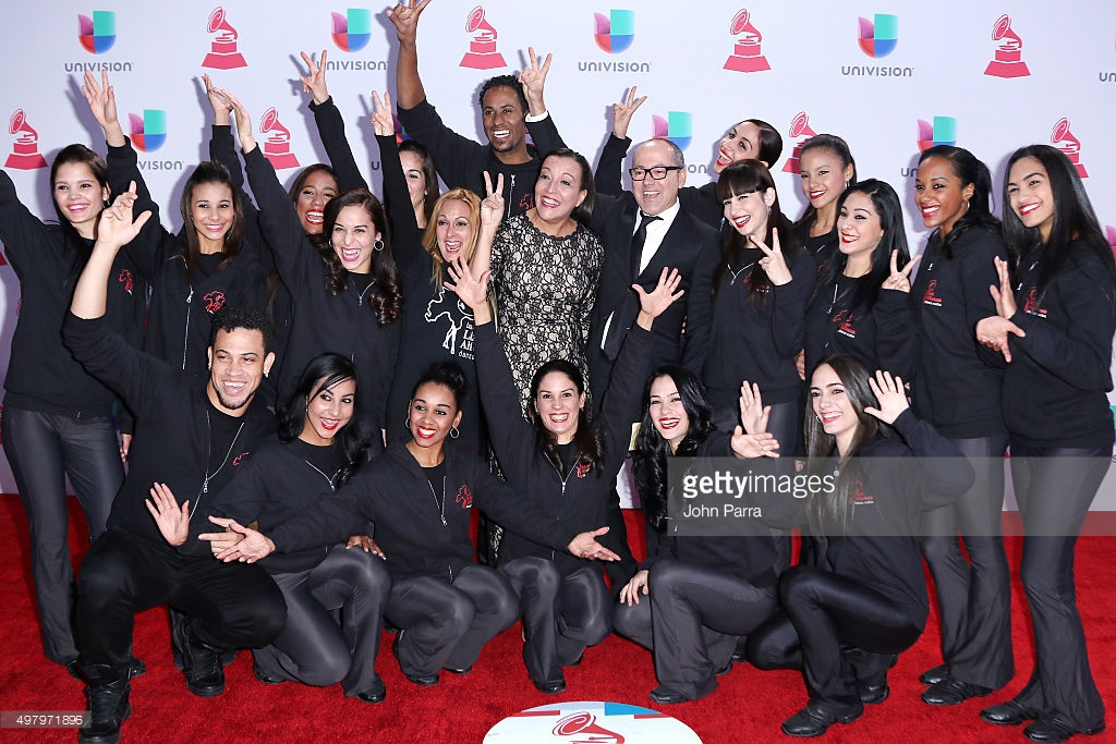Latin Grammy, Lizt Alfonso Dance Cuba